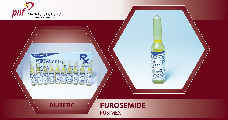 FUROSEMIDE FUSIMEX